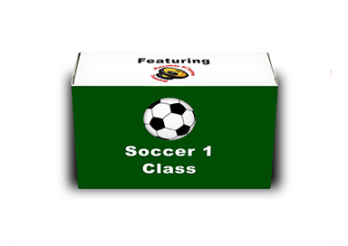Soccer Class 1 - Featuring Aerobic Soccer Training
