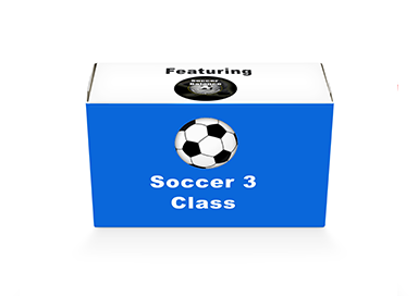 Soccer Class 3 - Making Simple Decisions with Balance Flexibility Training