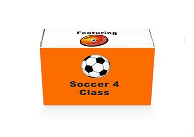 Soccer Class 4 with Soccer Isolation Training