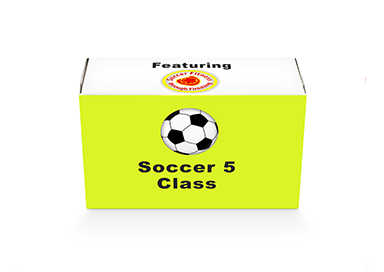 Soccer Class 5 featuring Fitness through Finishing
